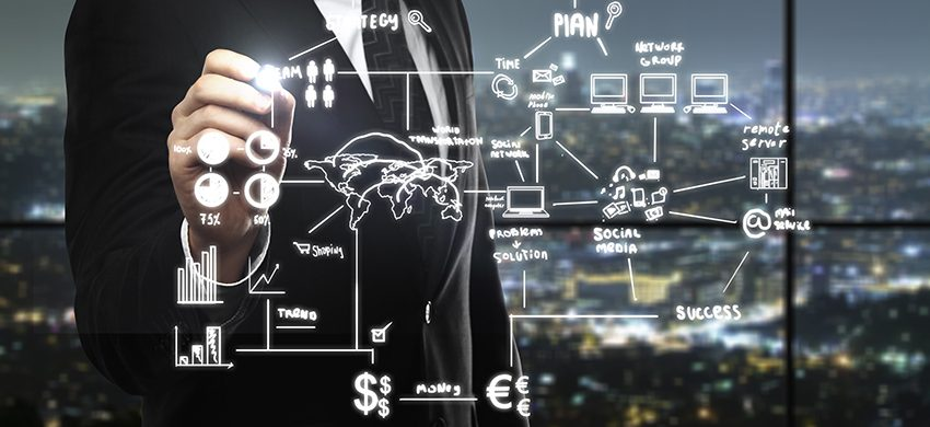 Reinvenção modelo negócio