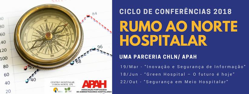 Ciclo de Conferências CHLN-APAH