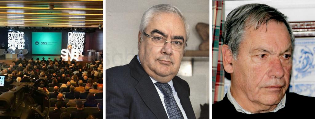 Eduardo Sá Ferreira e Júlio Reis galardoados por serviços distintos