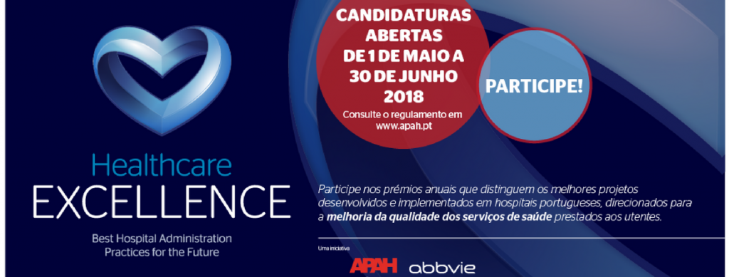 Prémio Healthcare Excellence 2018 - noticia