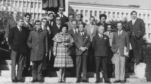1.º Curso de Administração Hospitalar 1970/1971