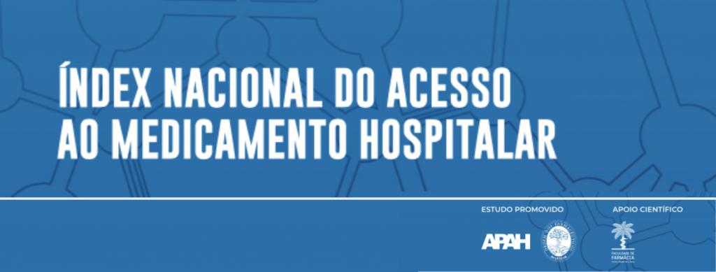 Index Nacional do Acesso ao Medicamento Hospitalar 2019