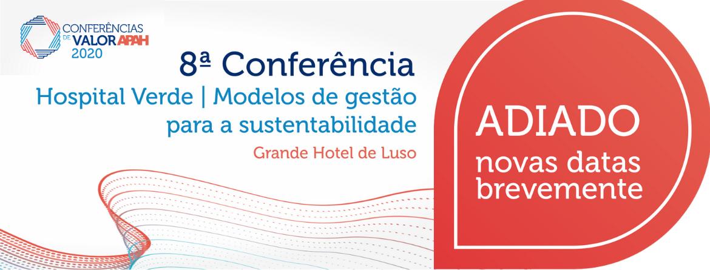 Adiada 8.ª Conferência VALOR
