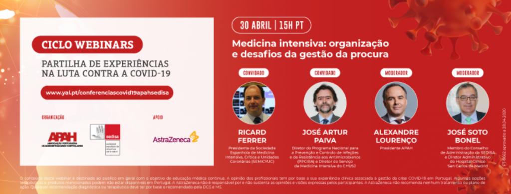 Web#1 Medicina Intensiva APAH + SEDISA