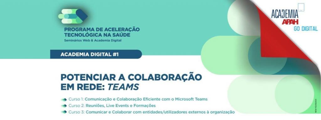 PotenciaColaboração Rede Teams