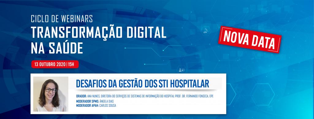 DESAFIOS DA GESTÃO DOS STI HOSPITALAR